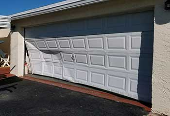 Garage Door Panel Replacement, Watertown